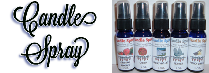 2 oz Candle Spray