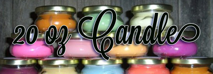 20 oz Candles